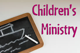 Image result for childrens ministry