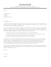 cover letter example for job s cover letter s job sle pharmaceutical s manager cover letter