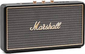 портативная колонка marshall stockwell ii black