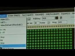 <b>T-1000S</b> SD <b>Card</b> LED Controller Pixel Led Control # 2 of 4 - YouTube