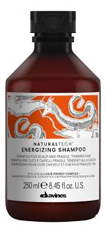 Энергетический <b>шампунь</b> против выпадения <b>волос Natural</b> Tech ...