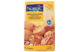 <b>Мука пшеничная Nordic</b> м/у 2кг(6416597831004)   национальный ...