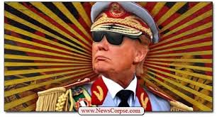 Image result for Trump Hitler cartoon