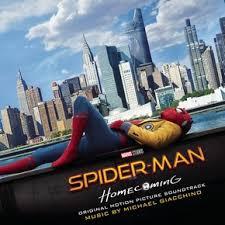 """<b>Саундтрек</b> к фильму """"Человек-паук: Возвращение домой"""""""
