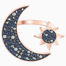 <b>Swarovski</b> Symbolic Moon <b>Кольцо</b>, Многоцветный Кристалл ...
