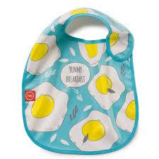 Купить <b>нагрудник Happy Baby на</b> липучке Waterproof Baby Bib ...