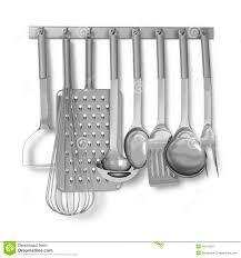 Of Kitchen Appliances Kitchen Appliances Hanging On A Rack Stock Photos Image 26514583