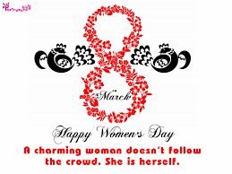 Happy Women's Day | Happy Holidays 2014 - Part 10