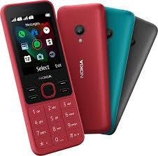 Кнопочные <b>телефоны</b> Nokia 125 и <b>Nokia 150</b> оборудованы 2,4 ...