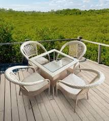 <b>Patio Tables &</b> Sets: Buy <b>Garden Table &</b> Chairs Set Online in India ...