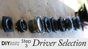 7 Steps To Pick The Best Drivers For Your DIY <b>Speaker</b> Project ...