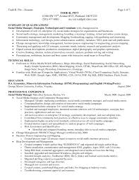 resume example of resume summary corezumeco sample professional summary resume