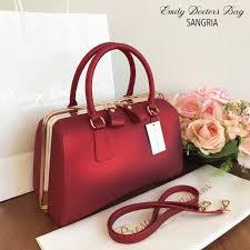 Emily Doctors Bag <b>31cm</b> Matte (<b>Free Shipping</b> Nationwide)
