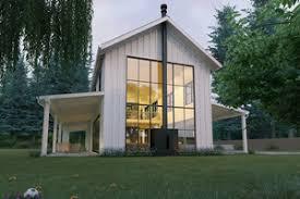 Texas House Plans   Houseplans comSignature Modern Farmhouse style plan  modern design home