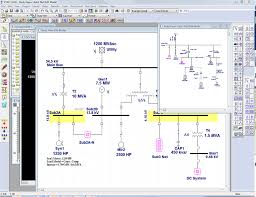 single line diagram building electrical distribution system        schematic diagram symbols electrical moresave image