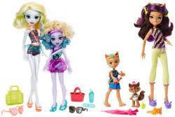 Каталог товаров <b>Monster High</b>: цены в Томске от официального ...
