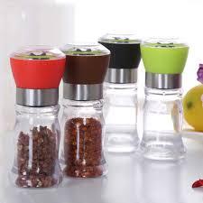 <b>Manual</b> Salt Pepper Mill Grinder Seasoning Muller <b>Cooking Tools</b> ...