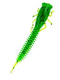 <b>Приманка</b> силиконовая <b>X</b>-<b>Larva 3</b> (6шт) <b>FANATIK</b> 11922023 в ...