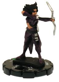 Image result for heroclix hawkeye