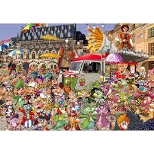 Grafika - <b>100 pieces</b> puzzles