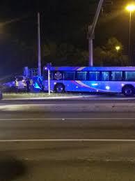 six sent to hospital after crash involving jta bus depend on six sent to hospital after crash involving jta bus jacksonville s news weather and traffic news 104 5 wokv