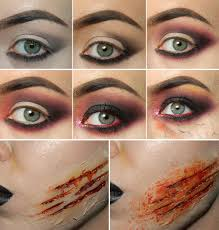 zombie makeup tutorial for