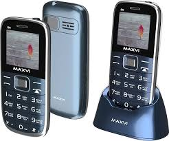Мобильный <b>телефон MAXVI B6</b> Marengo — купить в интернет ...