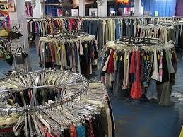 El gran mercado de la ropa de segunda mano