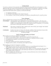 Good Resume Job Bank