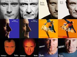 <b>Phil Collins</b> Reshot All His Original Album Covers for the 2016 ...