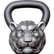 Купить <b>Дизайнерская гиря Iron</b> Head Лев 16,0 кг недорого в ...