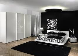 bedroom bedroom awesome black white