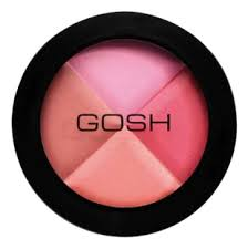 Купить компактные <b>румяна</b> для лица Multicolour <b>Blush 8г</b> GOSH по ...