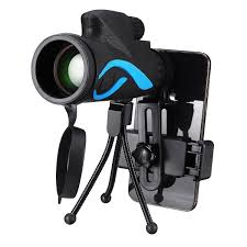 <b>40x60 Monocular</b> HD Optic BAK4 Day Night Vision <b>Telescope With</b> ...