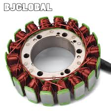 <b>Motorcycle Scooter Magneto Stator</b> Coil <b>Generator</b> For Honda ...