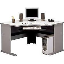 bush industries bush home office furniture bush furniture corner desk series a pewter wc14566 bush home office furniture