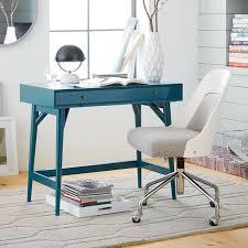 west elm office furniture. midcentury mini desk thai blue west elm australia deskoffice chairsoffice office furniture