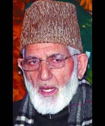 Syed Ali Shah Geelani placed under house arrest, charged with tax evasion - 1307701776707_Syed%2520Ali%2520Shah%2520Geelani