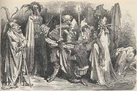 don quixote by miguel de cervantes chapter xlvii of the strange manner in which don quixote of la mancha was carried away enchanted together other remarkable incidents
