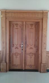bedroom double doors view latest wooden main double door designs native home garden design