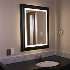 bathroom vanity mirror ideas modest classy:  exquisite design bathroom mirror with light comely lighting up bathroom mirrors with lights beautiful ideas