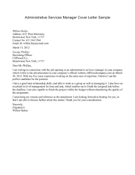 cover letter administrative assistant cover letter administrative manager cover letter administrative services manager cover letter sample cover letter examples