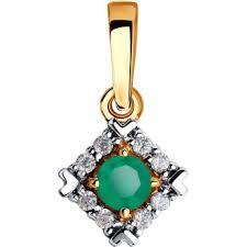 <b>Кулоны</b>, <b>Подвески</b>, <b>Медальоны</b> Sokolov 731885_S, Разное ...