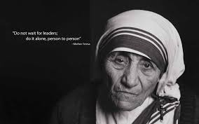 mother teresa biography the saint of the gutter tokpa mother teresa