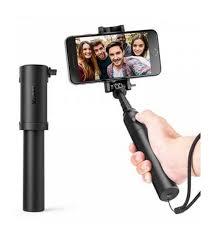 <b>Монопод Anker Bluetooth Selfie</b> Stick Black, купить в Москве, цены ...