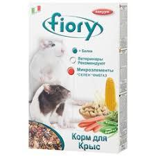 Корма и витамины <b>Fiory</b> для грызунов и хорьков — купить на ...