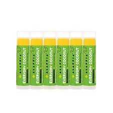 Alaffia Purely Coconut Lip Balm 6 Pack : Beauty - Amazon.com