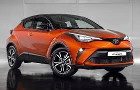 <b>Toyota C</b>-<b>HR</b> — цена, фото, характеристики