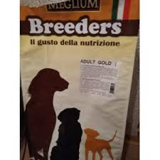 "<b>Корм</b> для собак <b>Meglium Breeders</b> Gold - «Показался ""пустым ..."