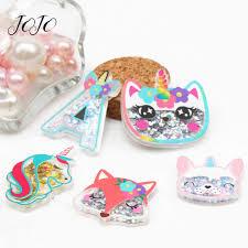 <b>JOJO BOWS</b> 5pcs PVC Sequin Filling Accessories Crown Star Heart ...